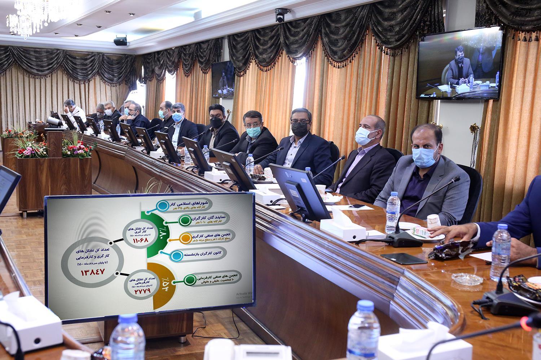 نشست-وزیر-تعاون-کار-ورفاه-اجتماعی-با-مسئولین-تشکل-های-عالی-کارگری-۲۰شهریور-۱۴۰۰-۳