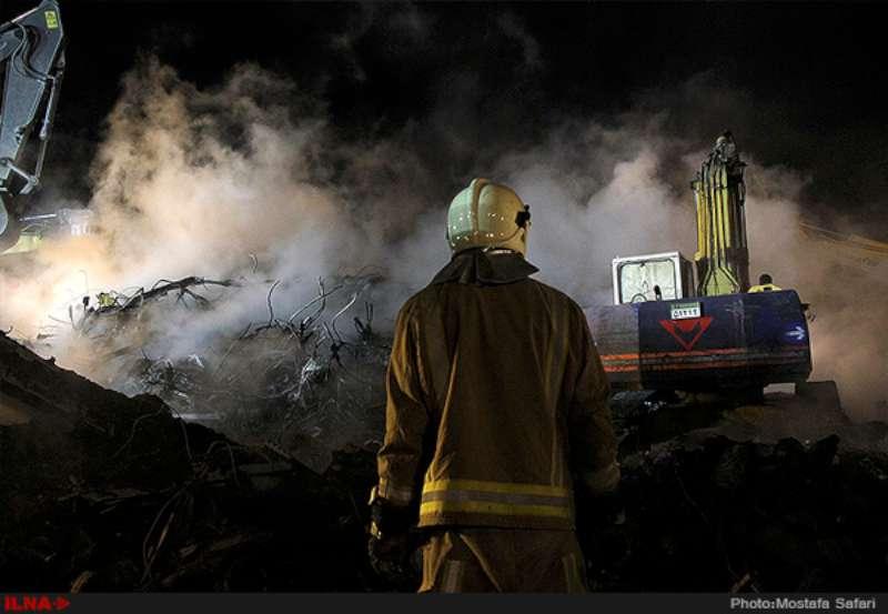 آتش+سوزی+در+ساختمان+پلاسکو-۸۰۰